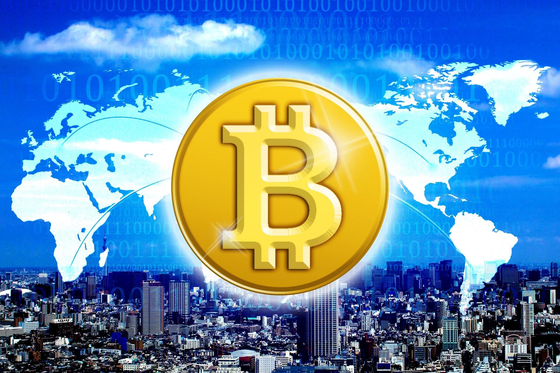 世界で活躍する仮想通貨