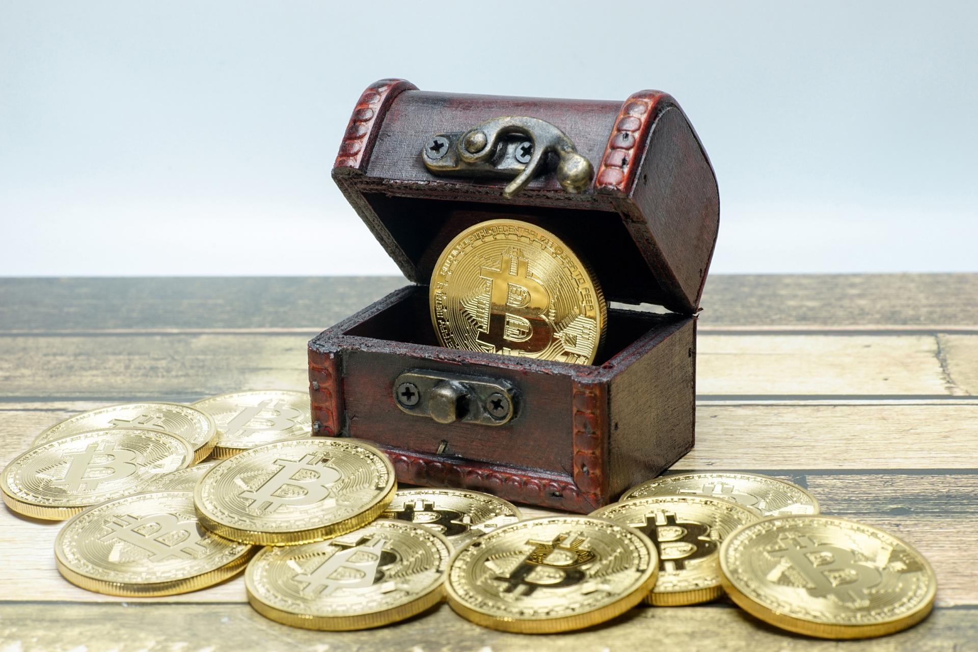 ビットコインの上昇