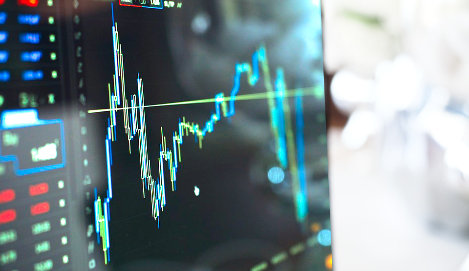 日経平均株価のチャート