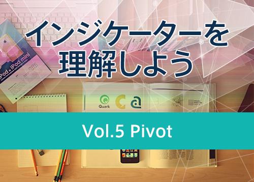 「Pivot(ピボット)」徹底解説!世界中のトレーダーが注目するインジケーター!